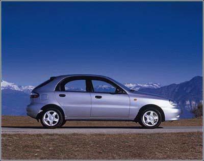Photo Car: Daewoo Lanos 1.4 SE