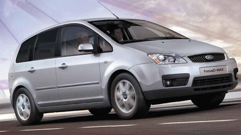 photo car ford focus c max 1 6 ambiente. Black Bedroom Furniture Sets. Home Design Ideas