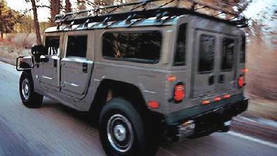 Photos Car Hummer h1 Alpha
