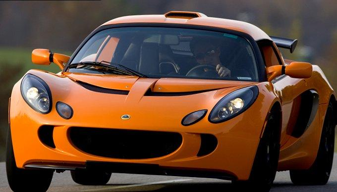 Photos: Car: Lotus Exige (pictures, images)