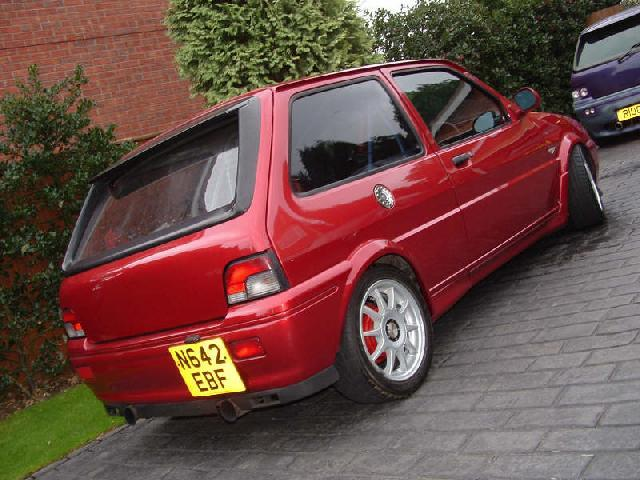 Photos Car Rover Metro 1 4 Gti Pictures Images