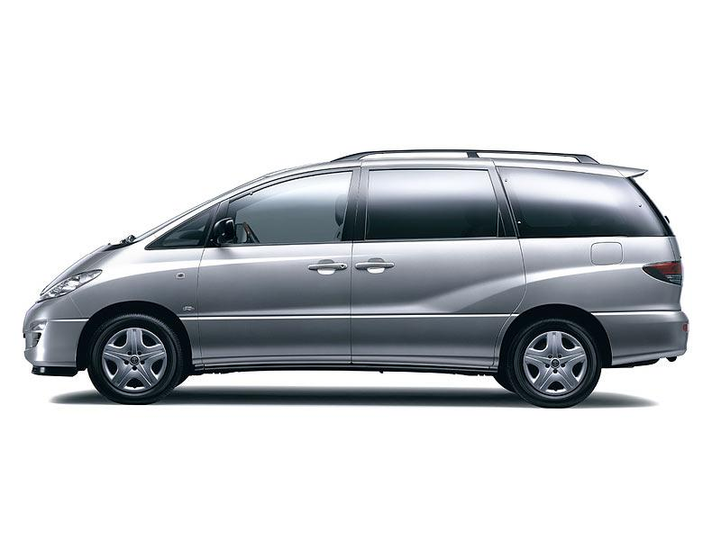Photo Gallery Pictures Images Car Toyota Previa