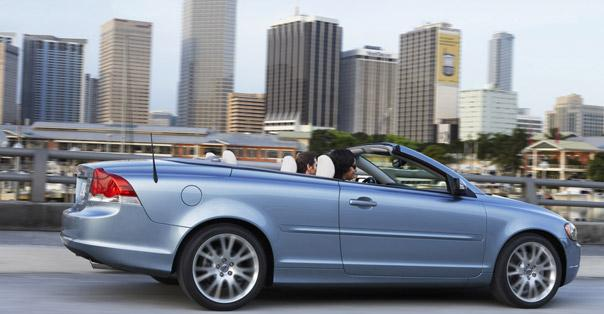 Article: Car: Volvo C70 2.3 T T5 Cabriolet Comfort >