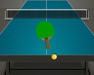 free table tennis games