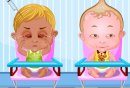 Play free game online: Babies Clinic