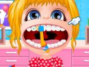 Play game free and online: Baby barbie braces doctor