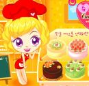 Play free game online: Bake A Cake