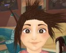 Play free game online: Crazy Hair Cuts