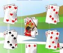 Play free game online: Free solitaire