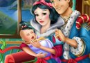 Play game free and online: Snow white baby feeding