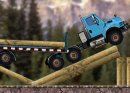 Play free game online: Timber Trucker