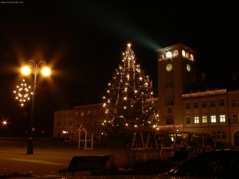 Foto: vánoce ve fulneku