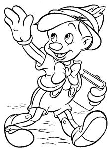 free coloring pages - Fairy Tale Coloring Pages