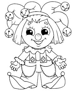 All Free Coloring pages (833) : For girls: Barbie, dolls (12 pages)