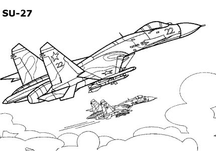 Fierce Airplane Coloring Pictures | Military Jets | Free | Airplanes | 300x430